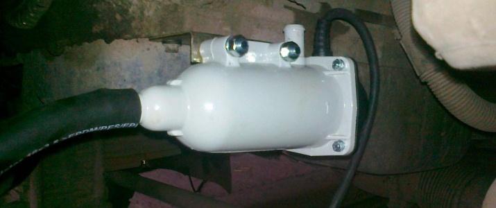северный вариант установка предпускового подогревателя двигателя от внешнего источника 220 В