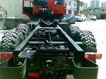 Автомобильные лебедки применяются на грузовых автомобилях: при самоэвакуации автомобиля, седельных тягачах...